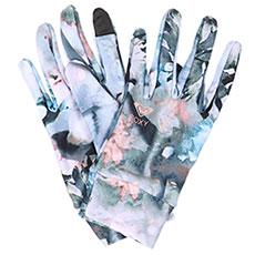 Перчатки женские Roxy Liner Gloves Bachelor Button wate