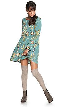 Платье женское Roxy Highland Escape Trellis Bird Flower