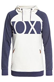 Толстовка сноубордическая женская Roxy Liberty Hoodie Egret