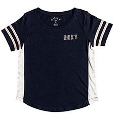 Футболка детская Roxy Lucky You Dress Blues