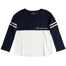 Лонгслив детский Roxy Sun One Dress Blues