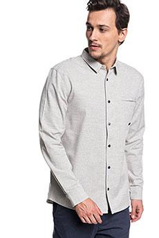 Рубашка QUIKSILVER Qtrvlshirt Light Grey Heather
