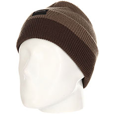 Шапка QUIKSILVER Perfcolorblck2 Chocolate Brown