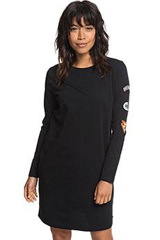 Платье женское Roxy Boyish Look True Black