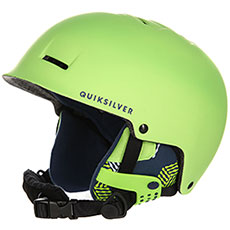 Шлем для сноуборда QUIKSILVER Fusion Lime Green