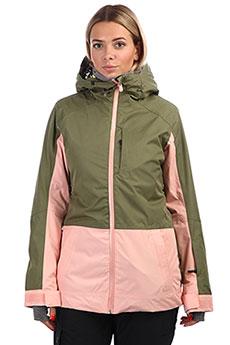 Куртка женская Roxy Tb Snowflake Jk Four Leaf Clover