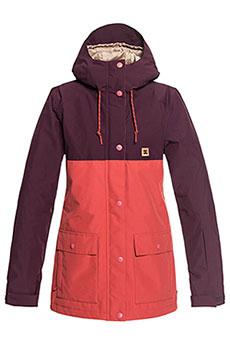 Куртка утепленная женская DC Cruiser Jkt Winetasting