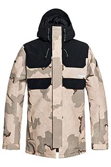 Куртка утепленная DC Haven Incense Dcu Camo