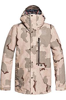 Куртка утепленная DC Outlier Incense Dcu Camo