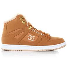 Кеды зимние женские DC Shoes Pure Ht Wnt Wheat