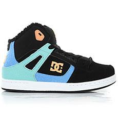 Кеды зимние DC Shoes Pure Ht Wnt Black/Multi/White