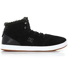 Кеды зимние DC Shoes Crisis High Wnt Black/White/Gum