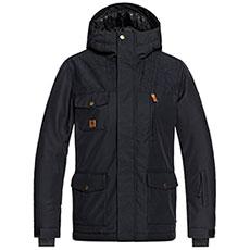 Куртка утепленная детская QUIKSILVER Raft Black
