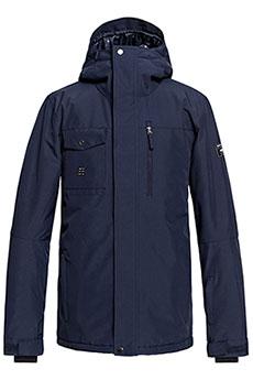 Куртка зимняя QUIKSILVER Mission Soli Dress Blues