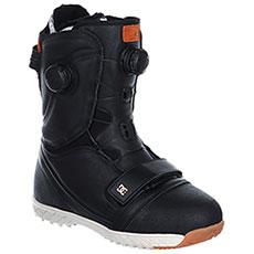 Ботинки для сноуборда женские DC Mora Blaсk