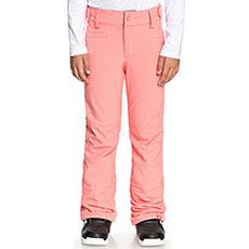 Штаны сноубордические детские Roxy Creek Girl Pt Shell Pink
