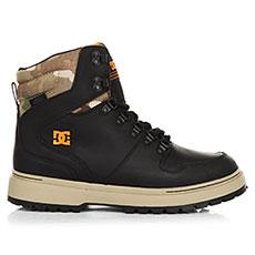Ботинки высокие DC Peary Tr Black/Multi