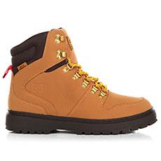 Ботинки высокие DC Peary Tr Wheat/Dk Chocolate