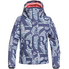 Куртка утепленная детская Roxy Jetty Girl Crown Blue Freespace
