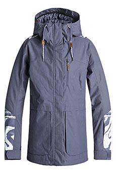 Куртка утепленная женская Roxy Andie Crown Blue_wild Ethn