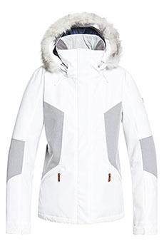 Куртка утепленная женская Roxy Atmosphere Bright White