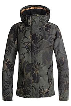 Куртка утепленная женская Roxy Jetty Four Leaf Clover_swe