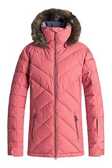 Куртка утепленная женская Roxy Quinn Dusty Cedar