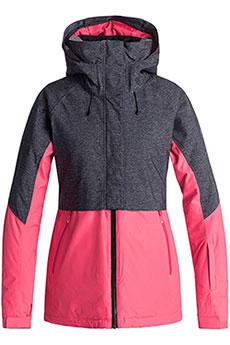 Куртка утепленная женская Roxy Frozen Flow Teaberry