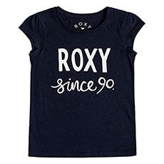 Футболка детская Roxy Moidsketchday Dress Blues
