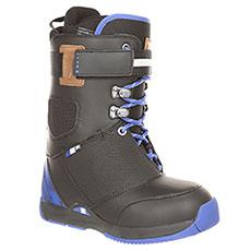 Ботинки для сноуборда DC Tucknee Black