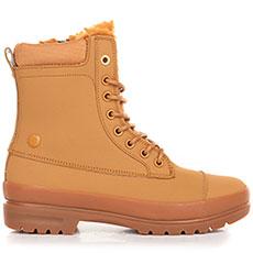 Ботинки зимние женские DC Amnesti Wnt Wheat