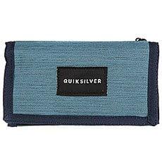 Кошелек Quiksilver Barter Vallarta Blue1