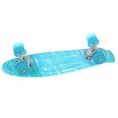 Скейт мини круизер St Waterline Multicolour 6 x 22.5 (57 см)1