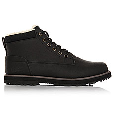 Ботинки зимние Quiksilver Mission Boot Solid Black1