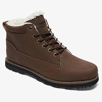 Бежевый мужские ботинки mission v