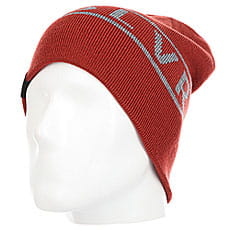 Шапка Quiksilver Knox Beanie Hats Ketchup Red1