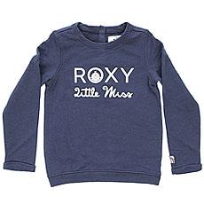 Свитшот детский Roxy Itfeelsgood Dress Blues1