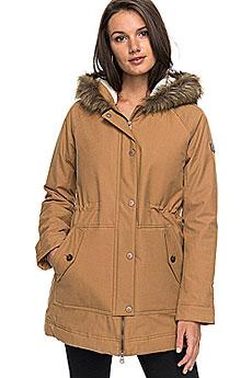 Куртка женская Roxy Mountain Song Tobacco Brown