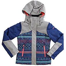 Куртка сноубордическая подростковая FLICKER GIRL JK G SNJT BYB9