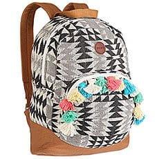 Рюкзак городской женский Roxy Bombora 2 Camel1