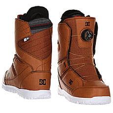 Ботинки для сноуборда женский DC Search Boax Brown1