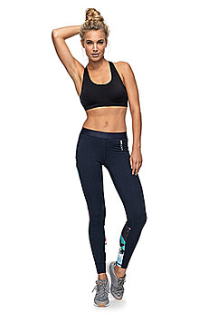 Леггинсы женские Roxy Kiw Pant 2 Dress Blue Cloud Nin1