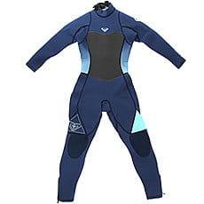 Гидрокостюм (Комбинезон) детский Roxy G32synlslbzfl G Blue Print3