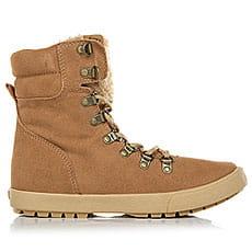 Ботинки высокие женские Roxy Anderson Boot Rust2