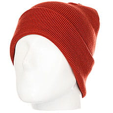 Шапка Quiksilver Brigade Beanie Ketchup Red2