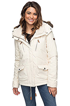 Куртка зимняя женская Roxy Darcy Angora3