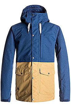 Куртка сноубордическая Quiksilver Horizon Estate Blue1