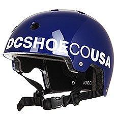 Шлем для скейтборда DC Askey 3 Summer Blues2