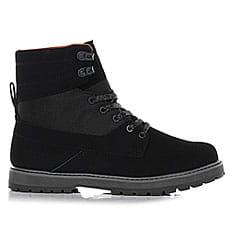 Ботинки высокие DC Shoes Uncas Black/Black/Dk Grey2