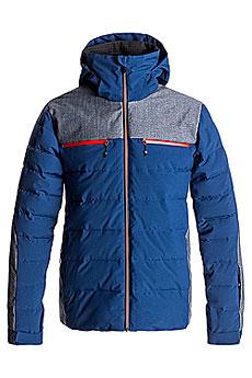 Куртка сноубордическая Quiksilver The Edge Estate Blue1